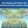 Greenhouse Gala Treasure Chase