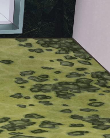 Quinns Aquarium Camouflage Exhibit Badge