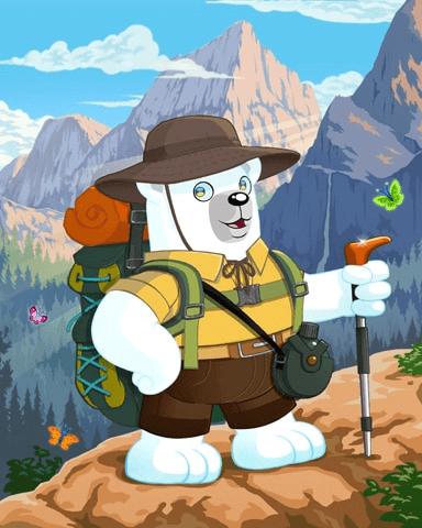 Outdoor Adventure Challenge Badge