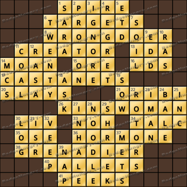 Crossword Cove HD Solution: July 8, 2021