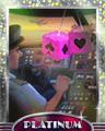 Platinum Mix-n-Match Badge