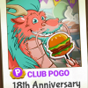 Club Pogo's 18th Anniversary Celebration Mix-n-Match Badges