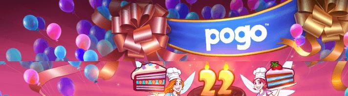 Pogo's 22nd Anniversary Celebration