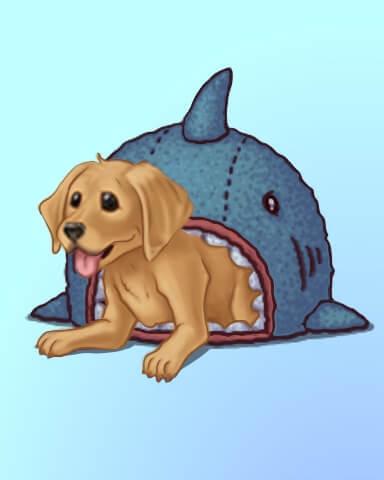 Quinns Aquarium Scamp's Play Zone Badge